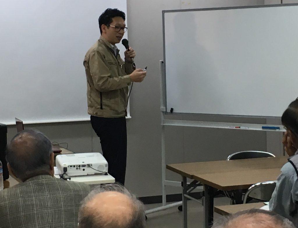 デジタル遺品整理マレリーク・講演・演説