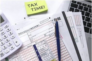 相続税の申告書を作成しましょう!